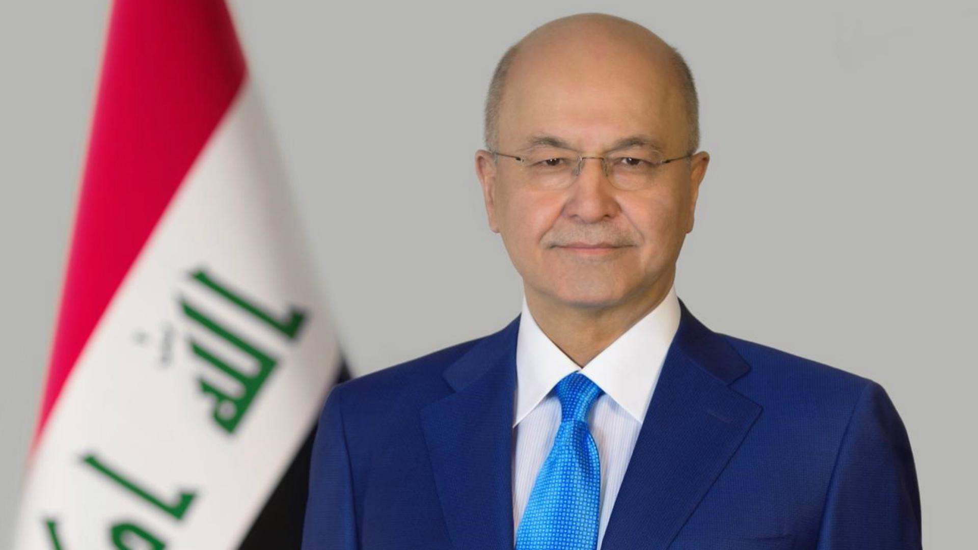 الرئيس يدعو البرلمان للإسراع في إقرار قانون الناجيات الأيزيديات