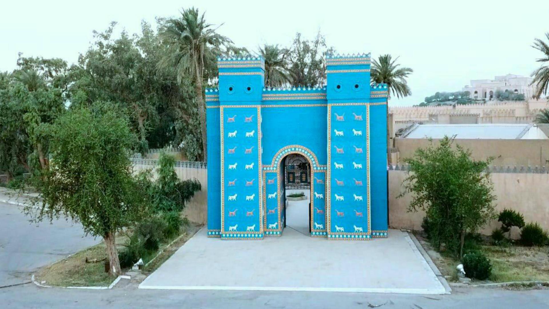 آثار بابل تنضم لقائمة التراث العالمي