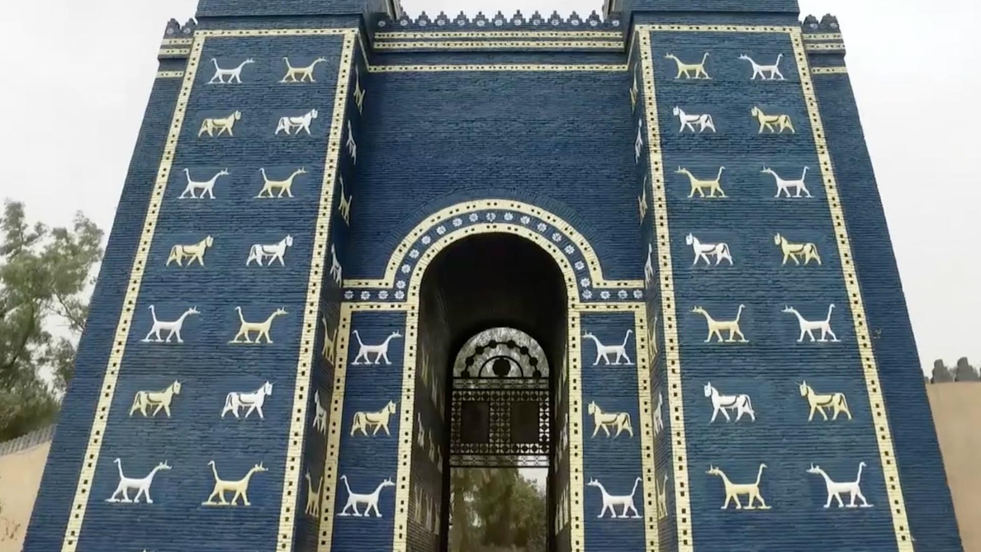 اليونسكو تدرس ضم آثار بابل إلى قائمة التراث العالمي