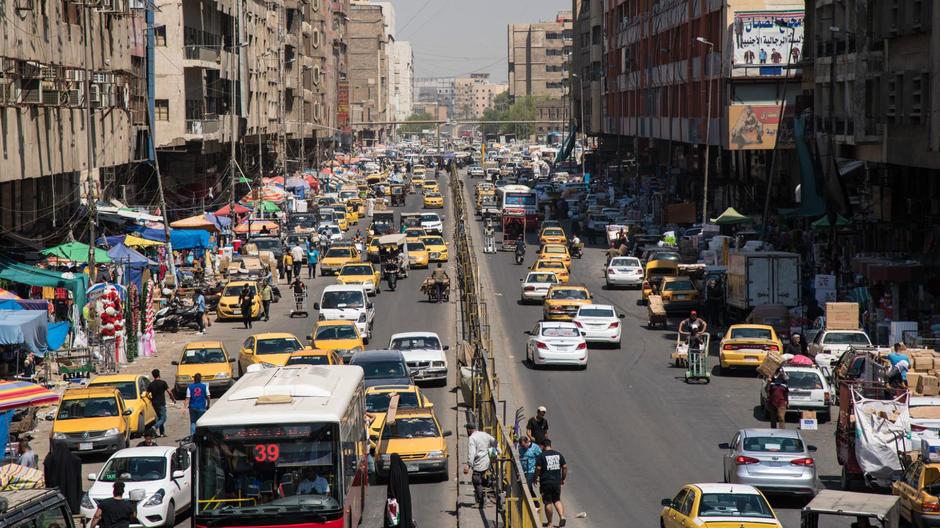 أكثر من نصف بغداد تحت مراقبة الكاميرات