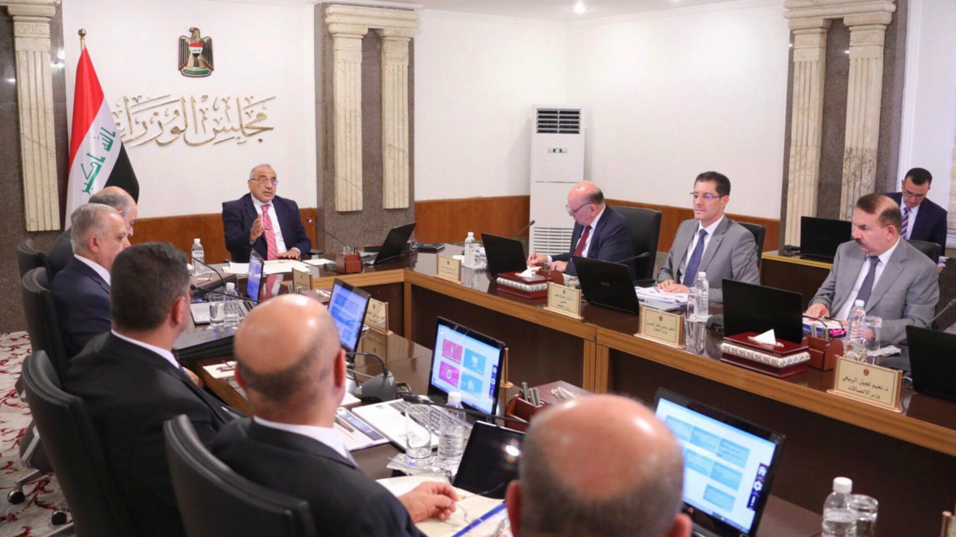 مجلس الوزراء يوافق على بناء جزيرة صناعية لتصدير النفط الخام عبر المياه الإقليمية