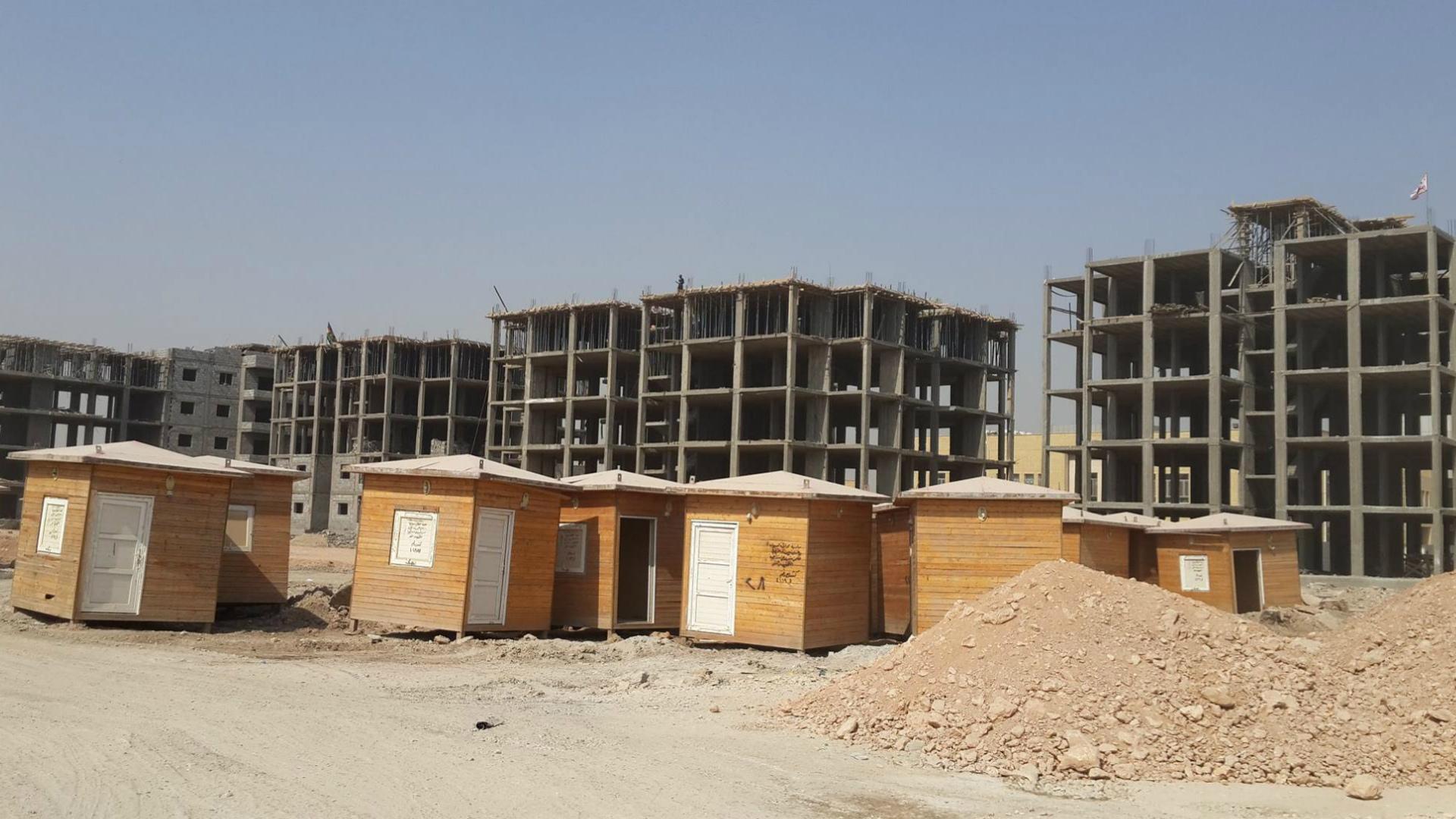 محافظة الديوانية تعلن قرب افتتاح مشروع استثماري يحوي مئات الوحدات السكنية