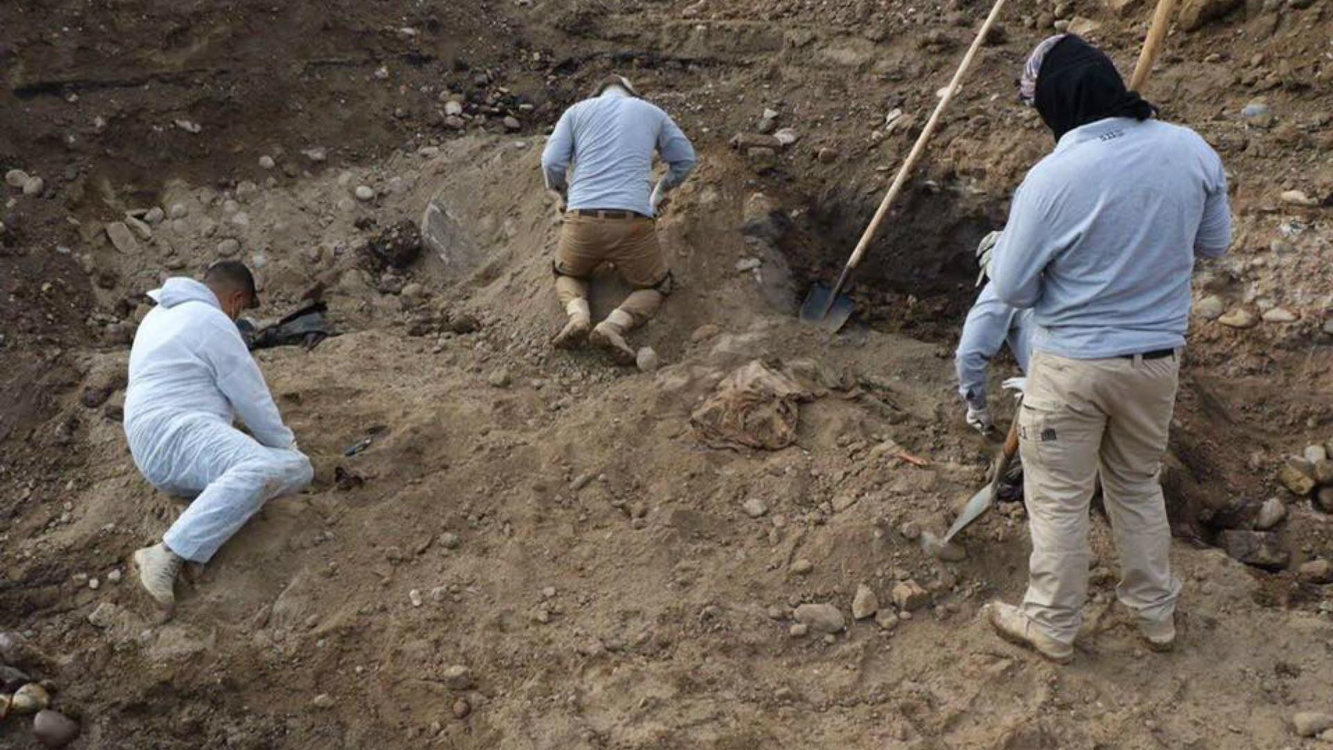 الكشف عن مقبرة جماعية في بادية السماوة