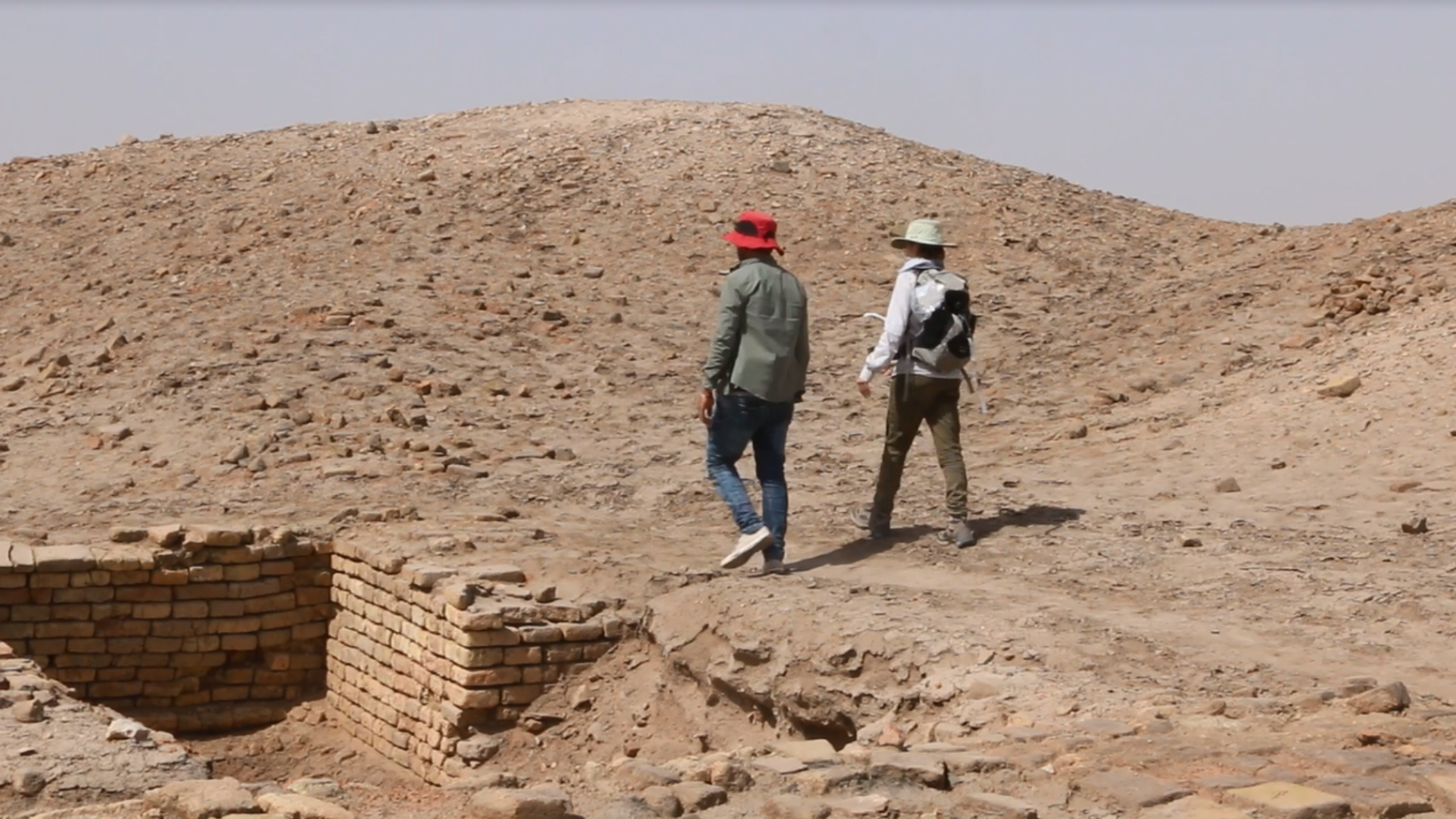 مدير ناحية بهرز يدعو الآثاريين للتنقيب جنوبي بعقوبة