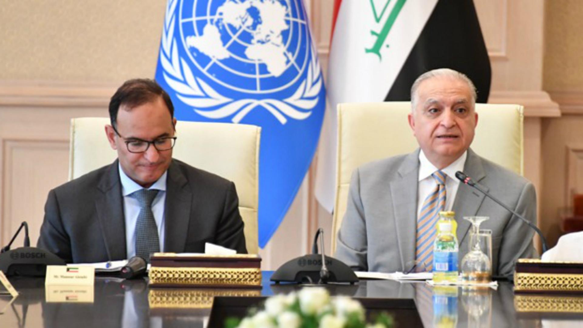 وفد من مجلس الأمن يشيد بدور العراق الإقليمي
