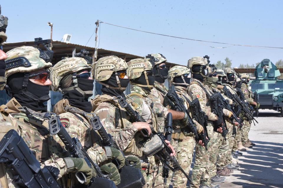إلقاء القبض على داعشيين بارزين في أيمن الموصل