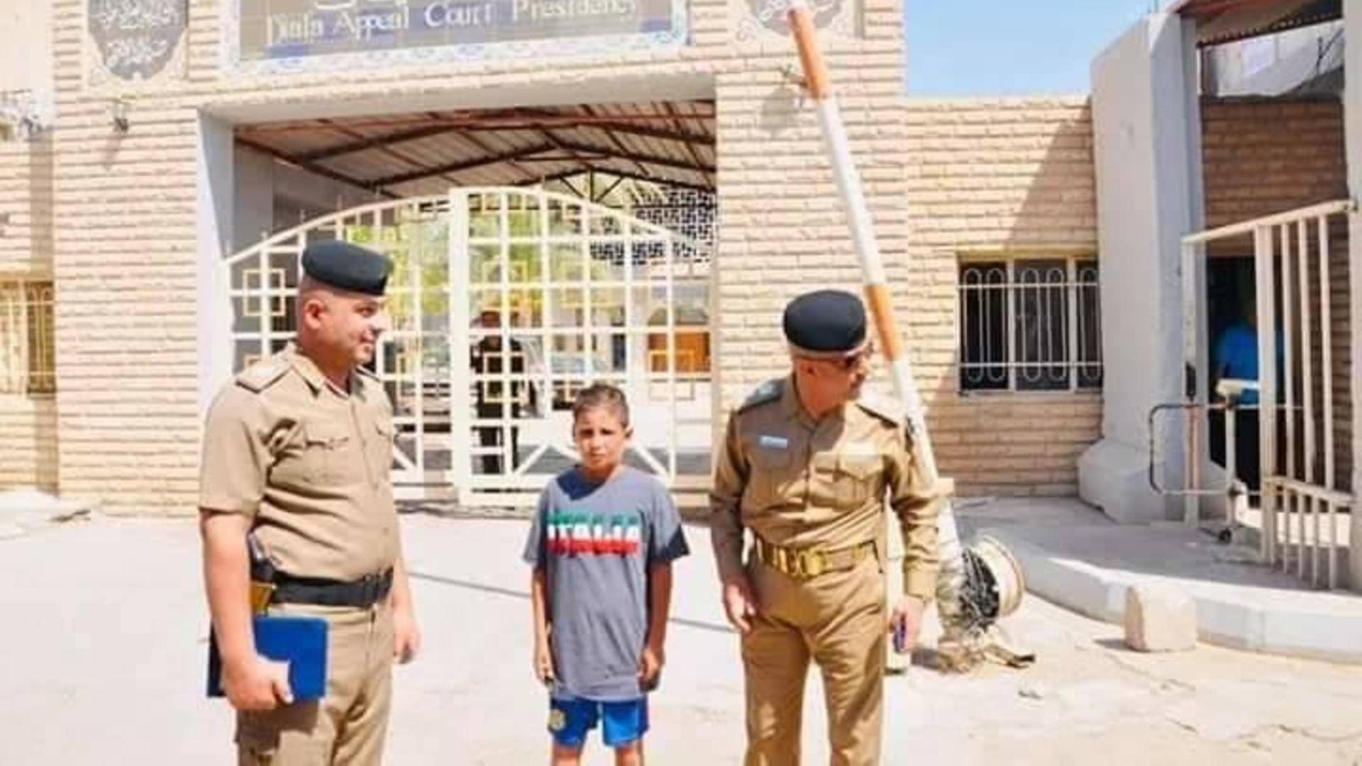 وزير الداخلية يوجه باتخاذ كافة الإجراءات القانونية بحق متهم بتعذيب ابنه