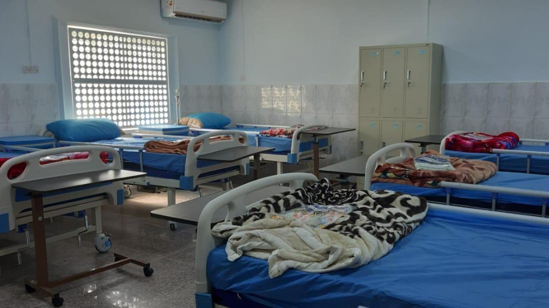 افتتاح مركز لمعالجة الإدمان في البصرة