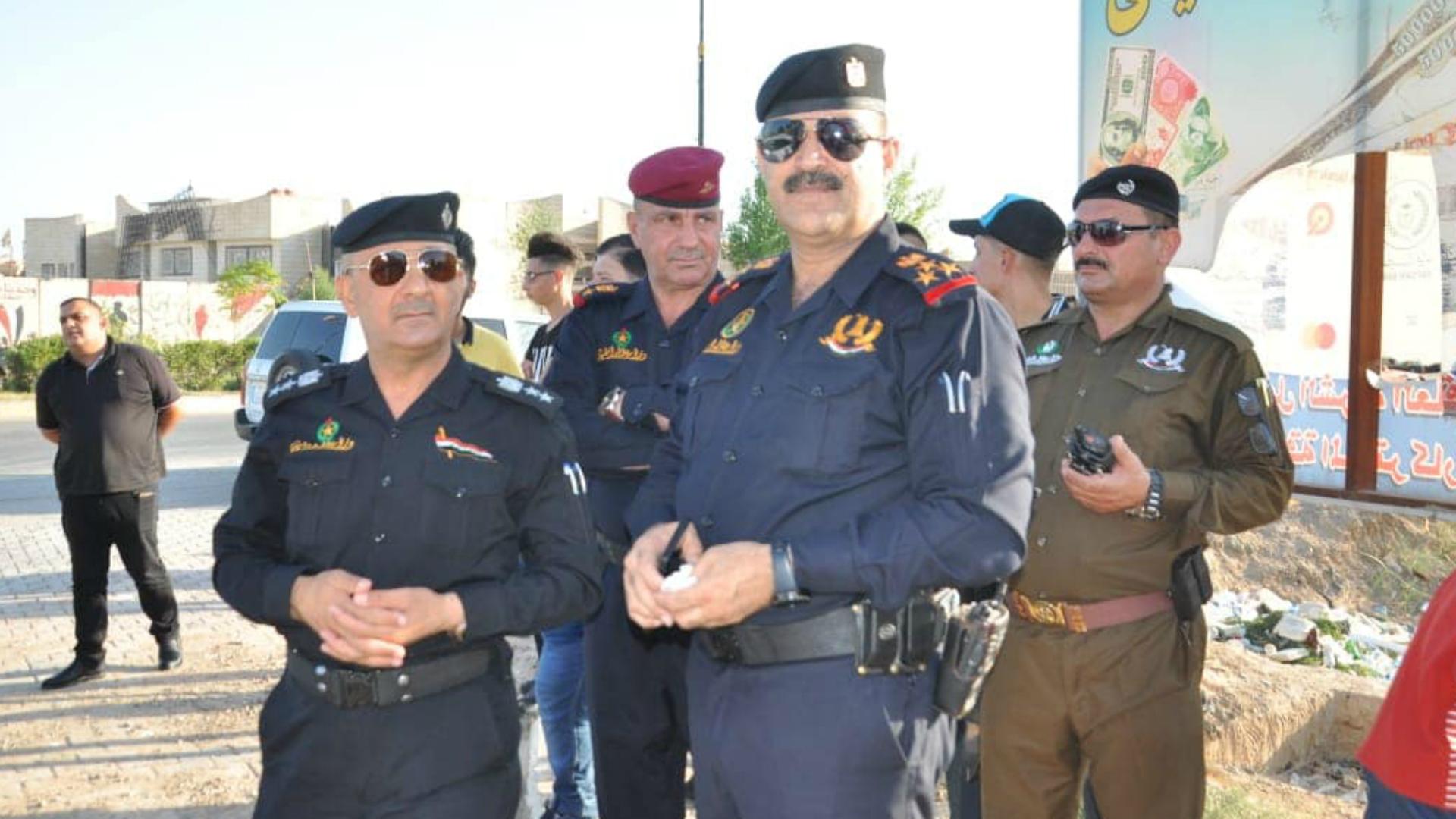 شرطة ديالى تطلق برنامجاً توعوياً للتعريف بظاهرة الانتحار