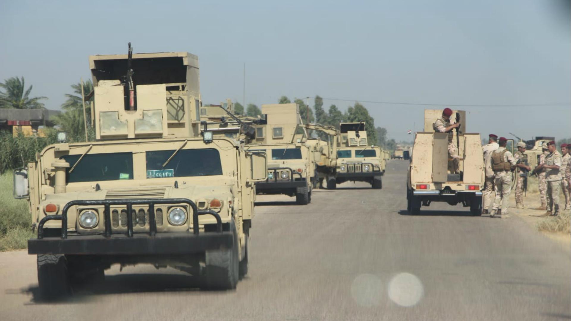 أكد الناطق باسم القائد العام للقوات المسلحة استمرار العمليات الاستباقية لحماية الاراضي المشتركة مع سوريا