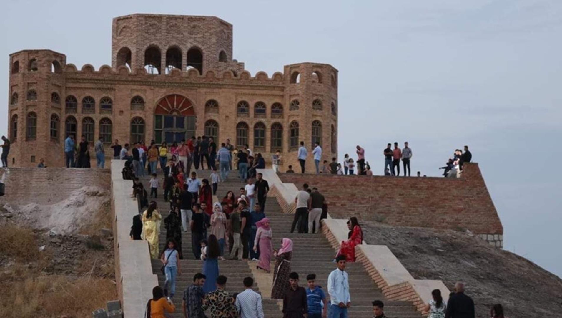 هيئة السياحة في كردستان تنفي فرض رسوم على السياح القادمين من محافظات عراقية