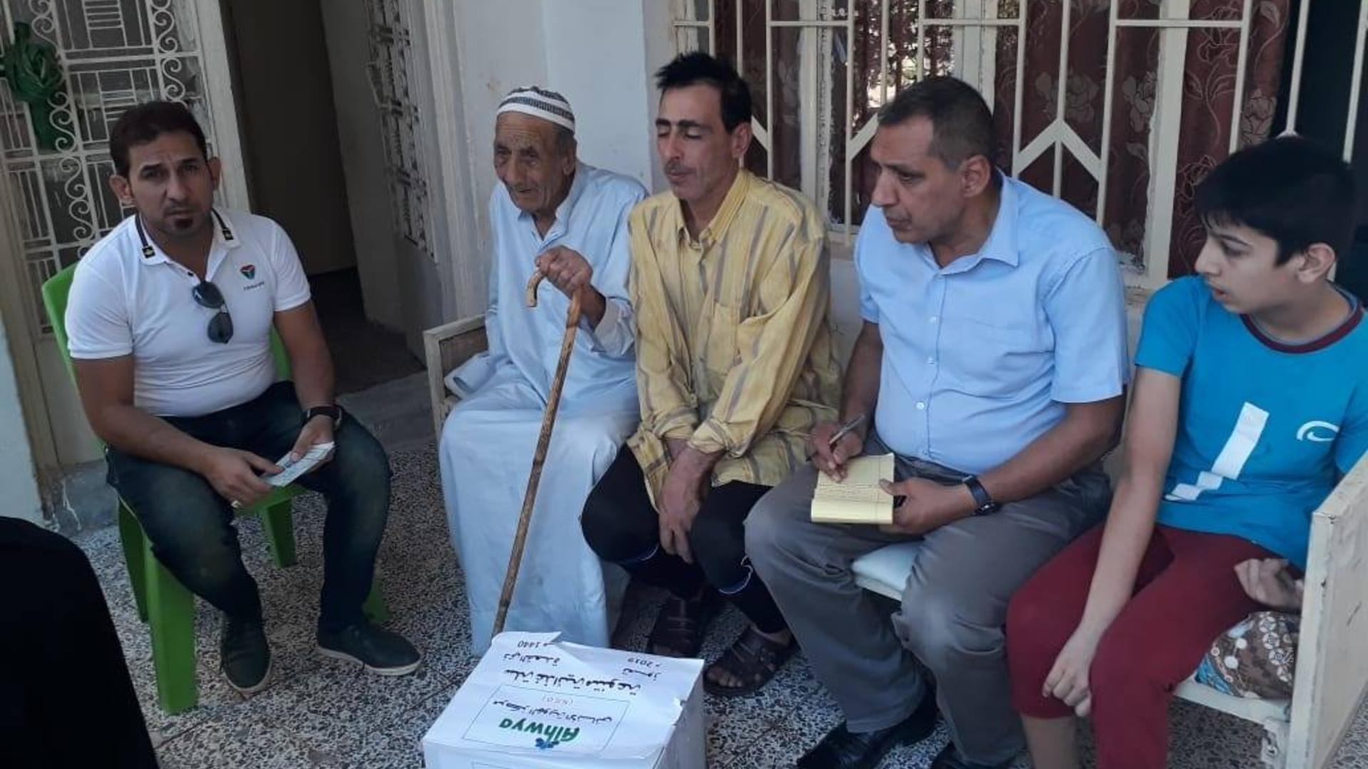 وزارة العمل تستجيب لاستغاثة مواطن من جميلة
