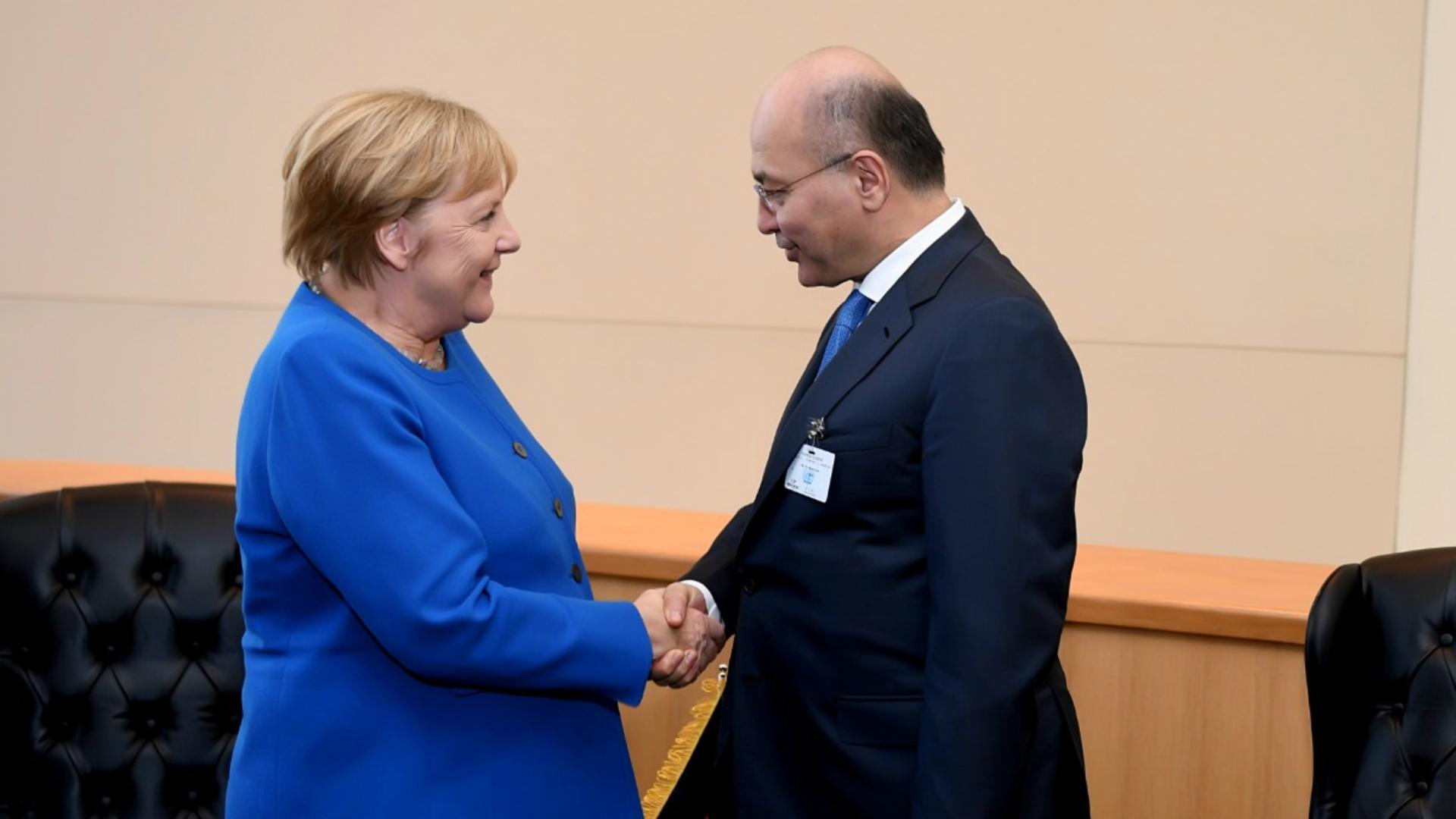 الرئيس صالح يؤكد أهمية التفاهم على هامش الجمعية العام للأمم المتحدة