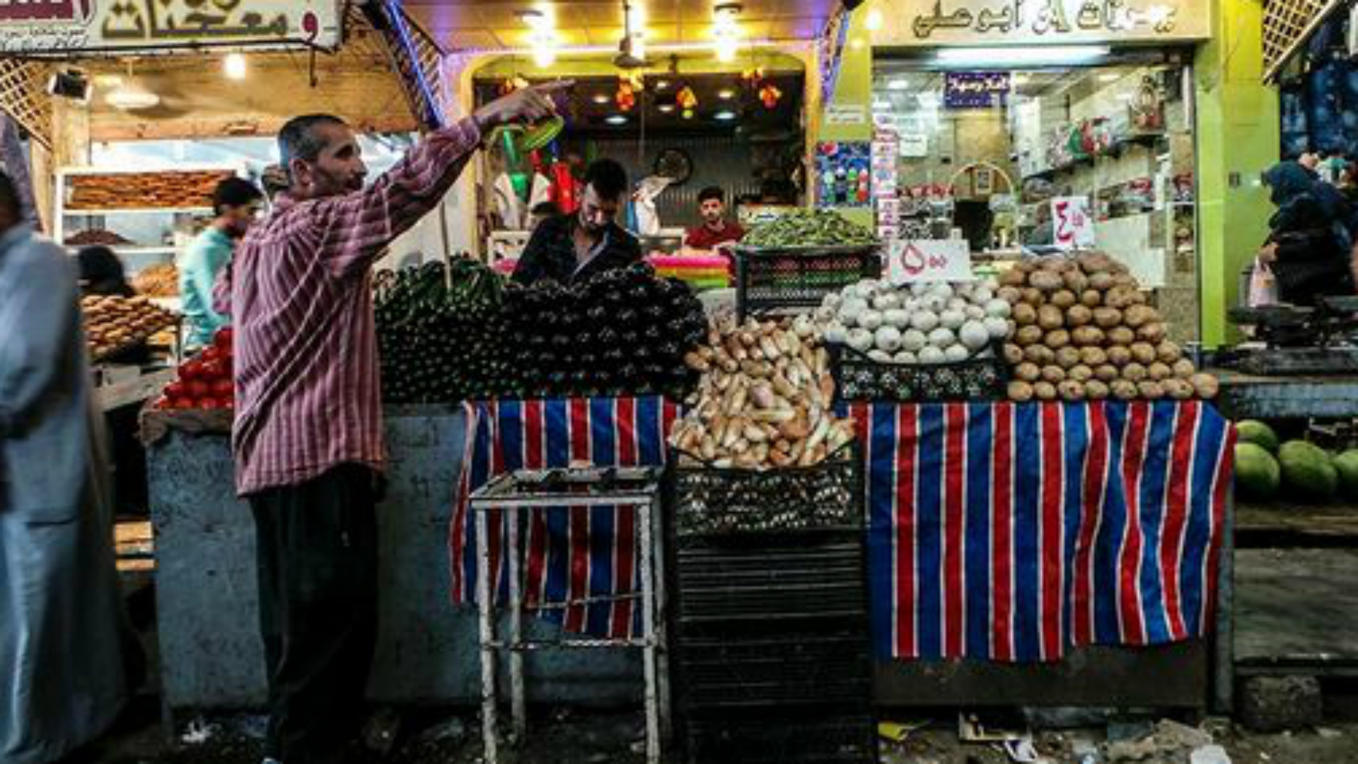 البدء بإعادة تأهيل سوق السرجخانة في الموصل القديمة