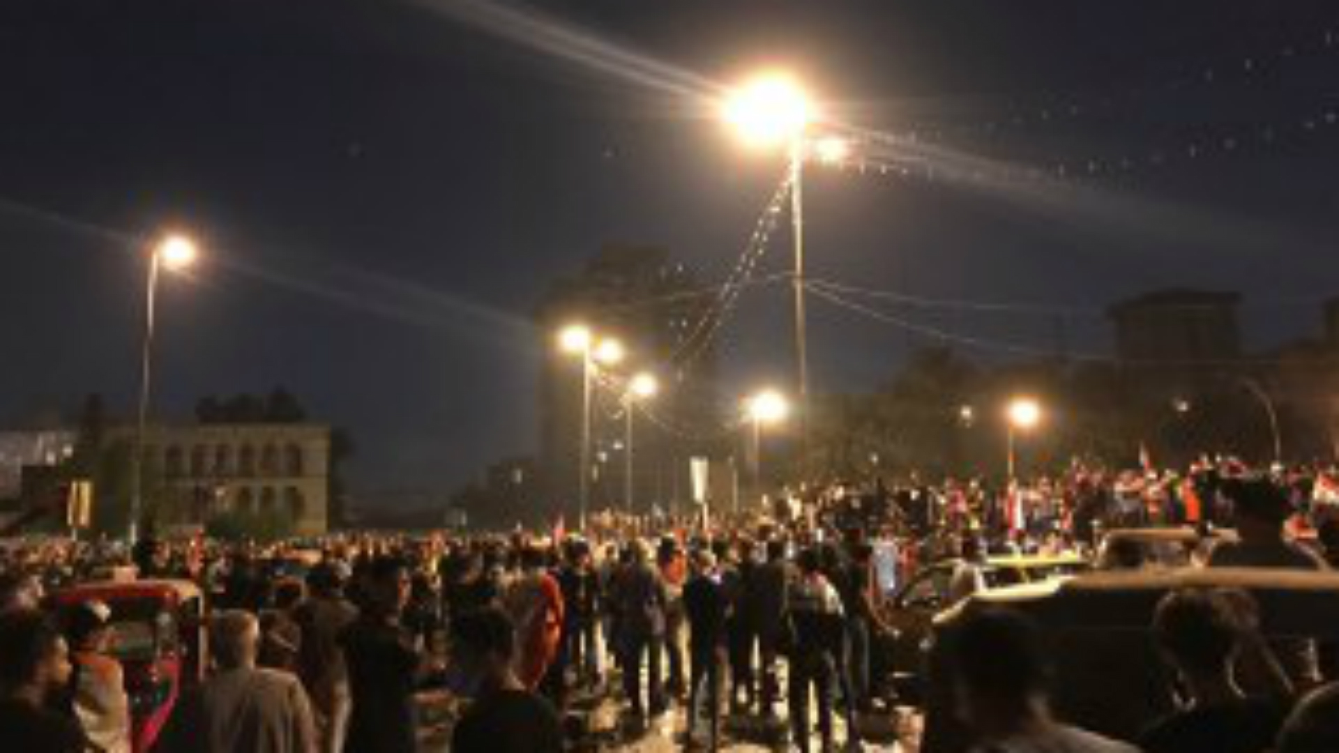 اغتيال الناشط المدني حقي العزاوي في بغداد