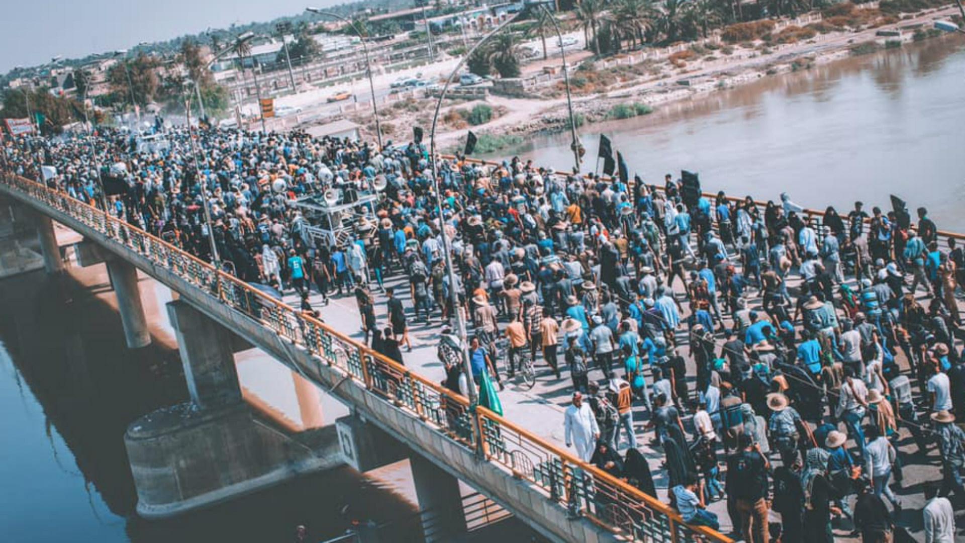 توصيات أمنية للزائرين المتوجهين إلى مدينة كربلاء المقدسة