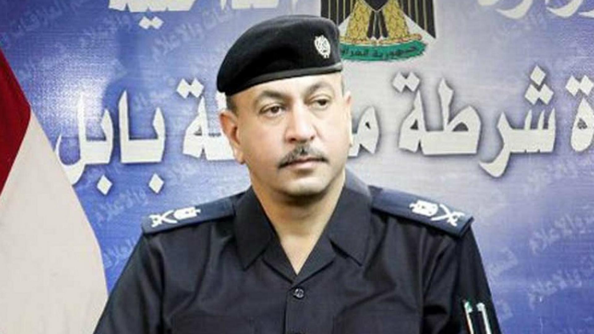 قائد شرطة بابل يلوح باستقالته إن لم تعد التظاهرات إلى مسارها السلمي