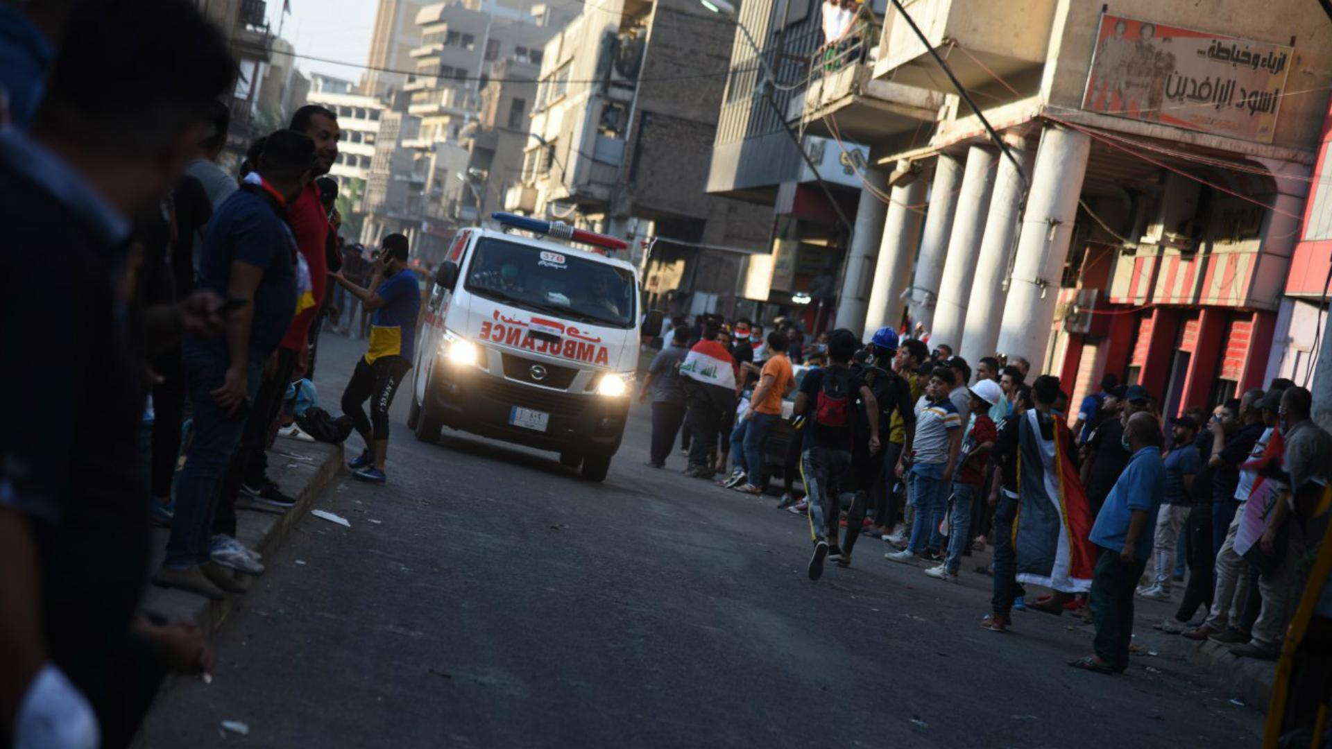مفوضية حقوق الإنسان تؤكد امتناع السلطات نشر الحصيلة الرسمية لضحايا التظاهرات
