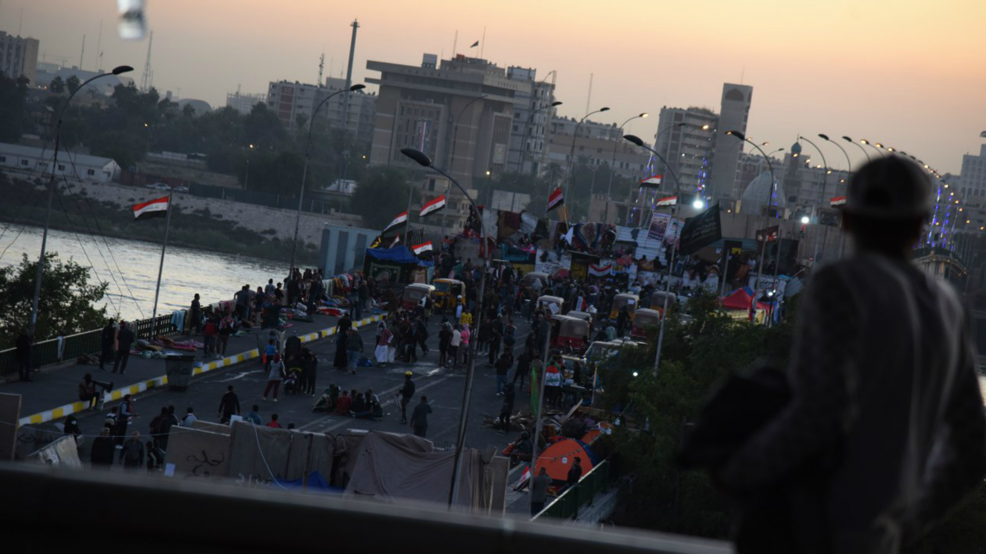 مفوضية حقوق الإنسان ترصد عدد قتلى وجرحى التظاهرات وتطالب بإطلاق سراح الموقوفين