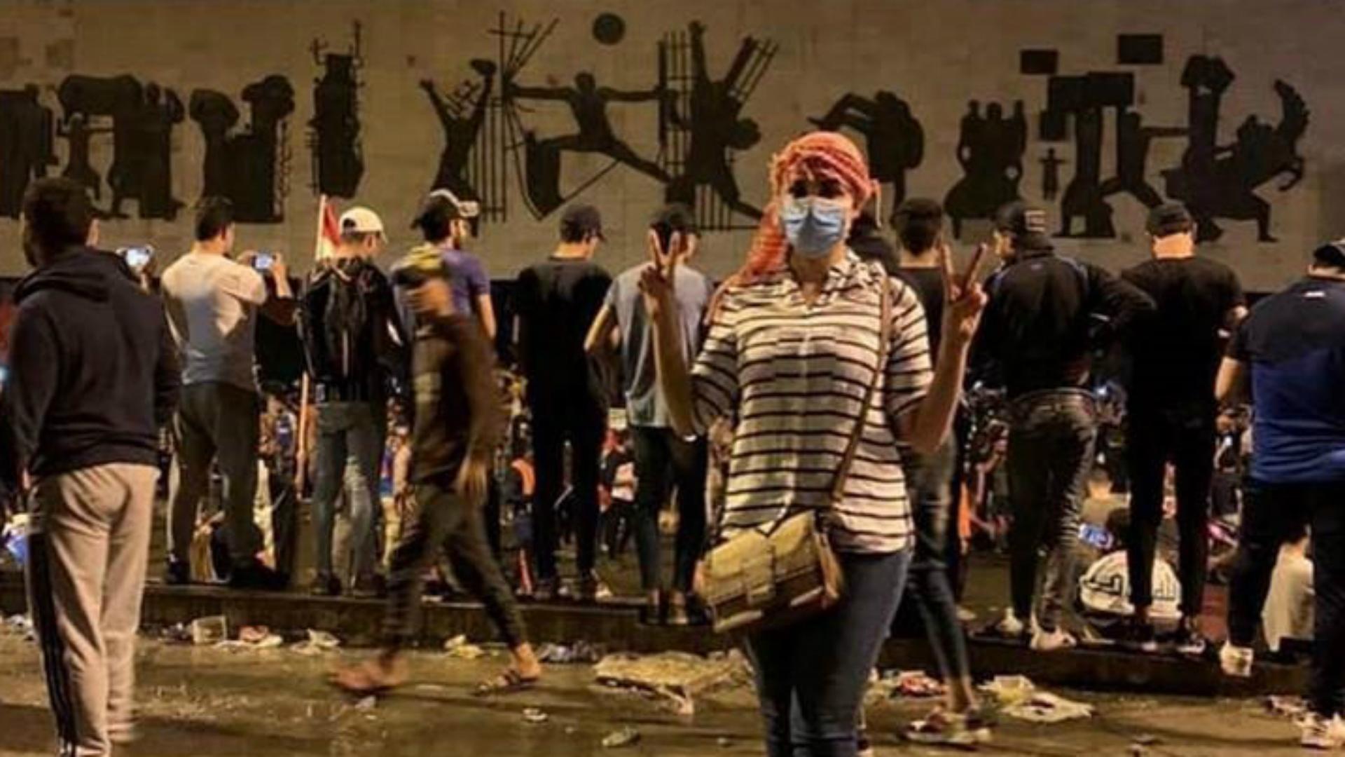 حقوق الإنسان تطالب بالكشف عن مصير مسعفة مختطفة