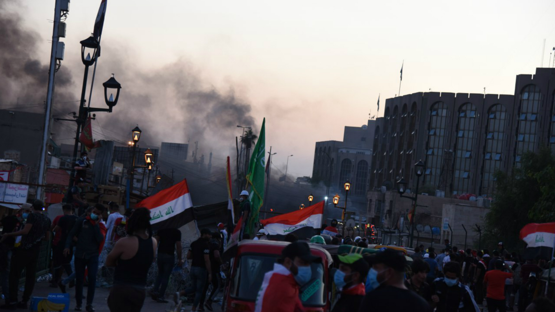 لجنة حقوق الإنسان النيابية تعلن حصيلة التظاهرات الأخيرة