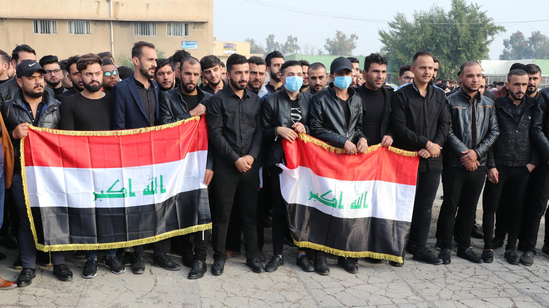 طلاب جامعة الموصل يضربون عن الدوام تضامناً مع جامعات الوسط والجنوب