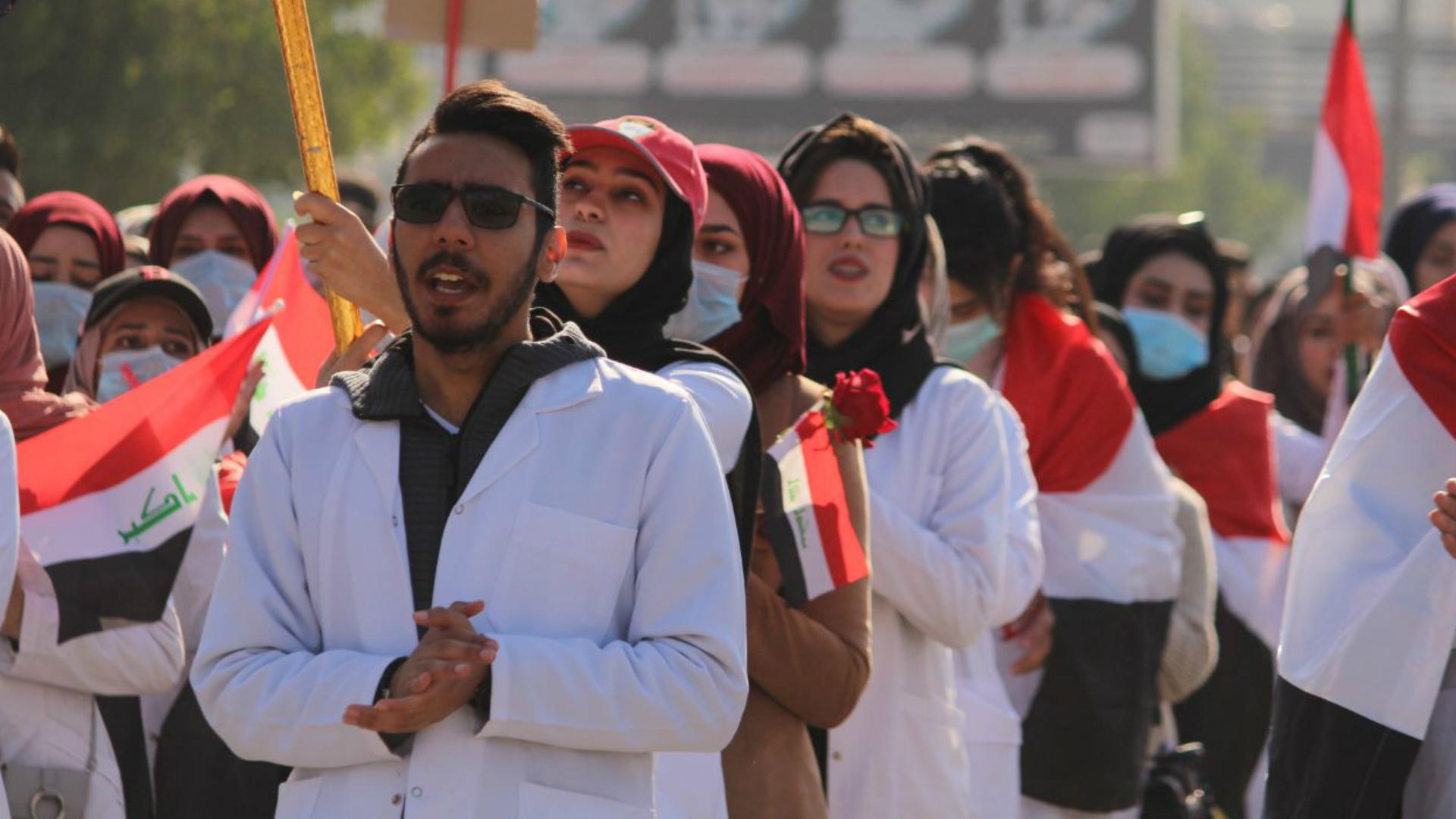 مسيرات حاشدة في الجنوب رفضاً لمرشحي الأحزاب لرئاسة الوزراء