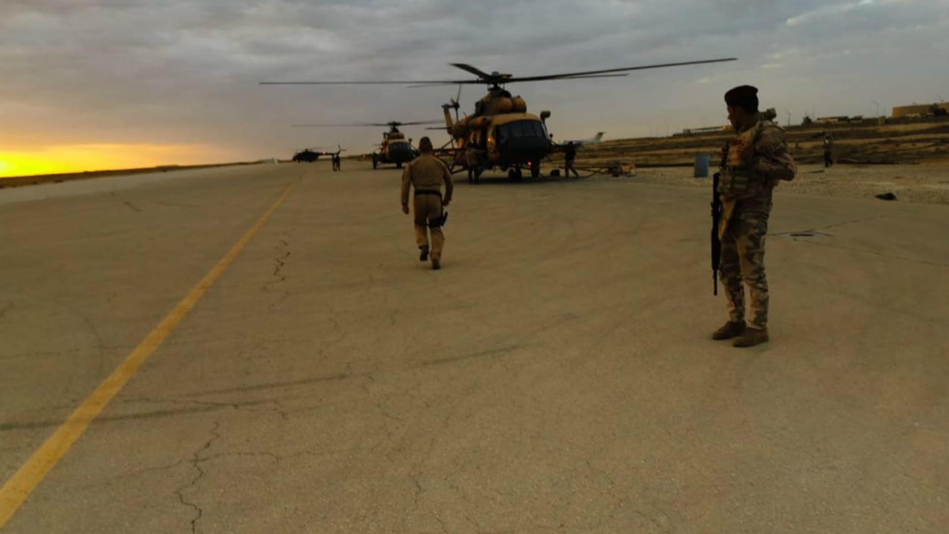 الضربات الجوية تزداد ضد عصابات داعش