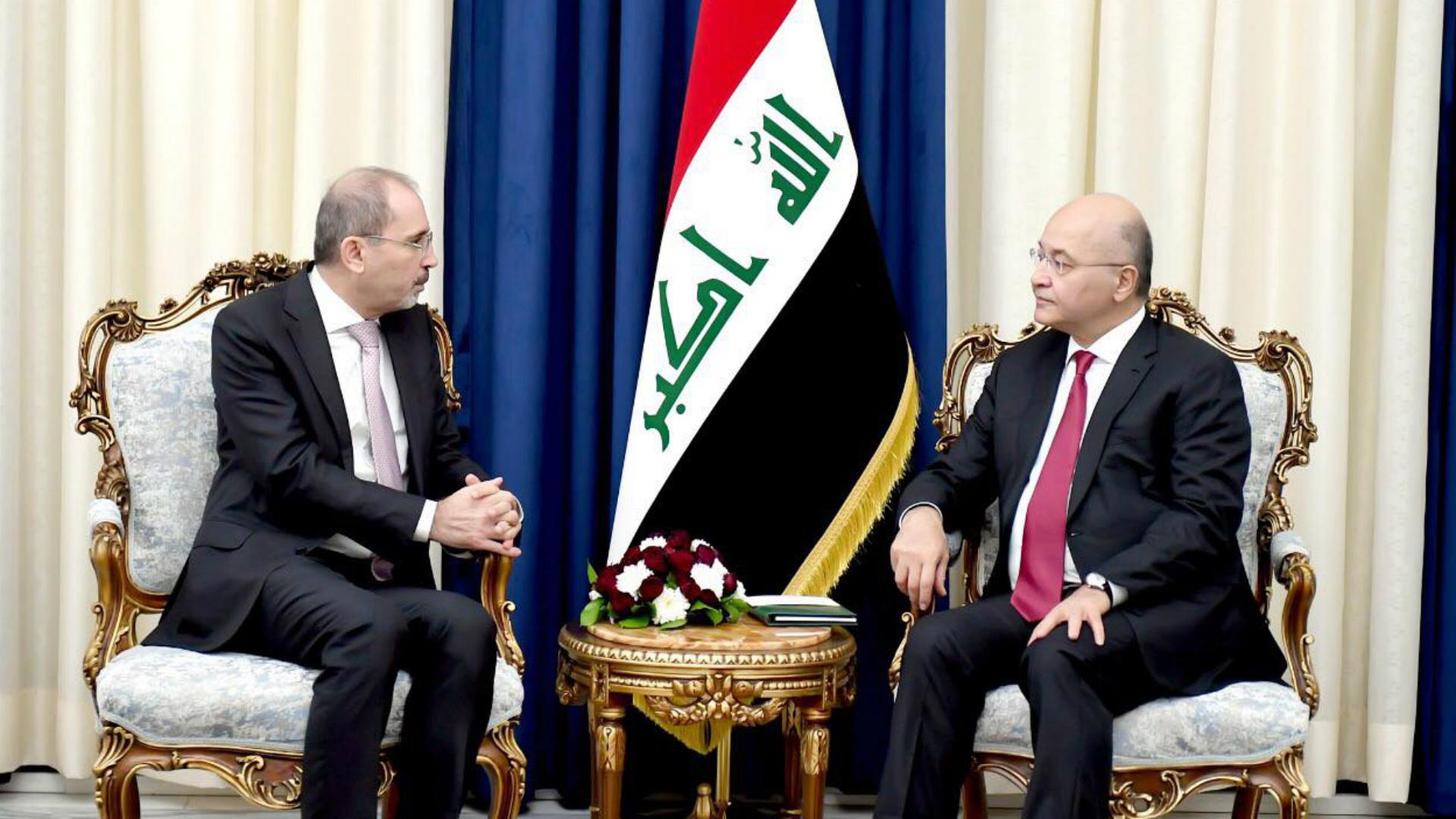 الرئيس: العراق لن يكون منطلقاً للاعتداء على دول الجوار