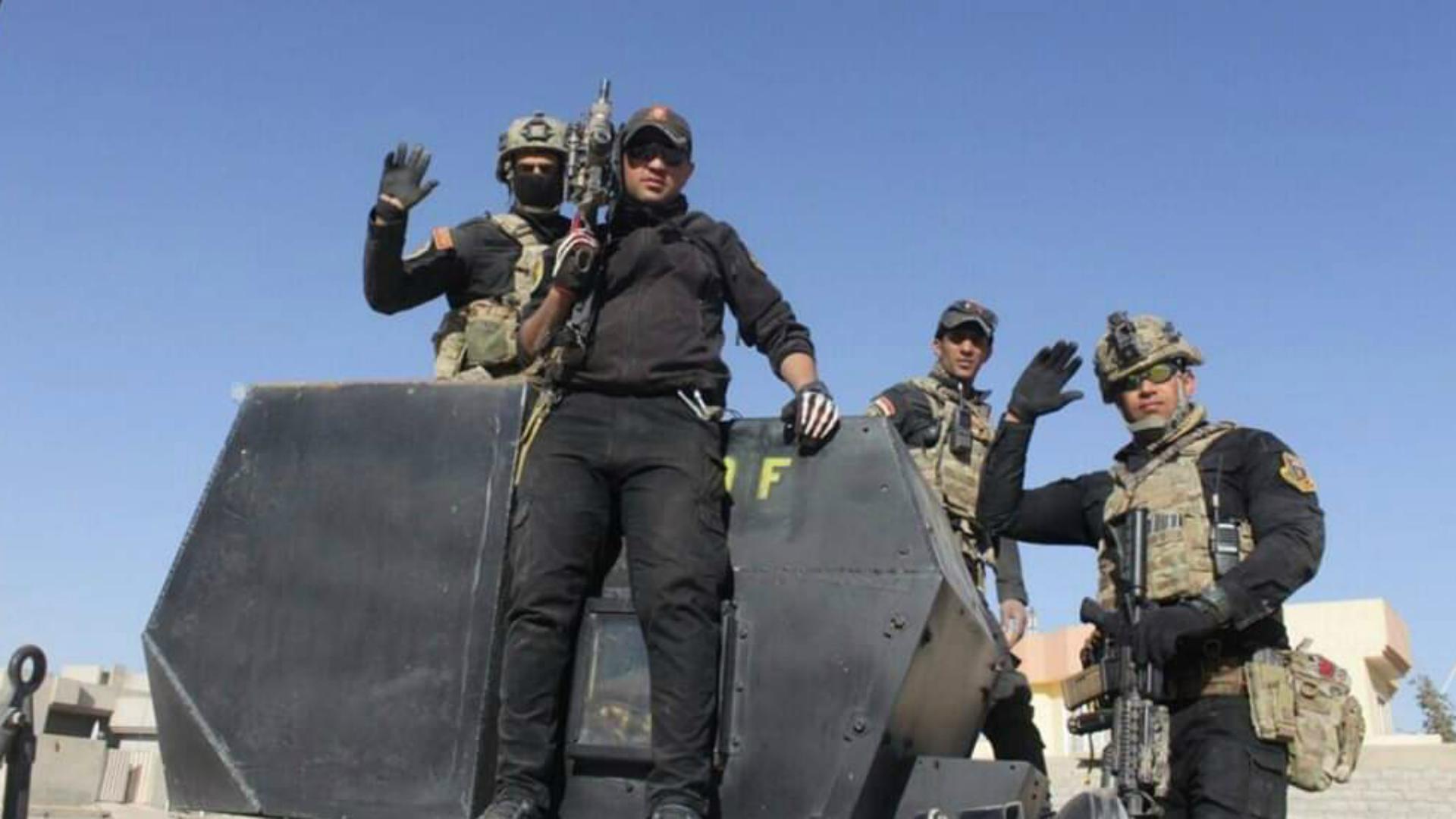 اعتقال المسؤول الأمني لداعش في الفلوجة
