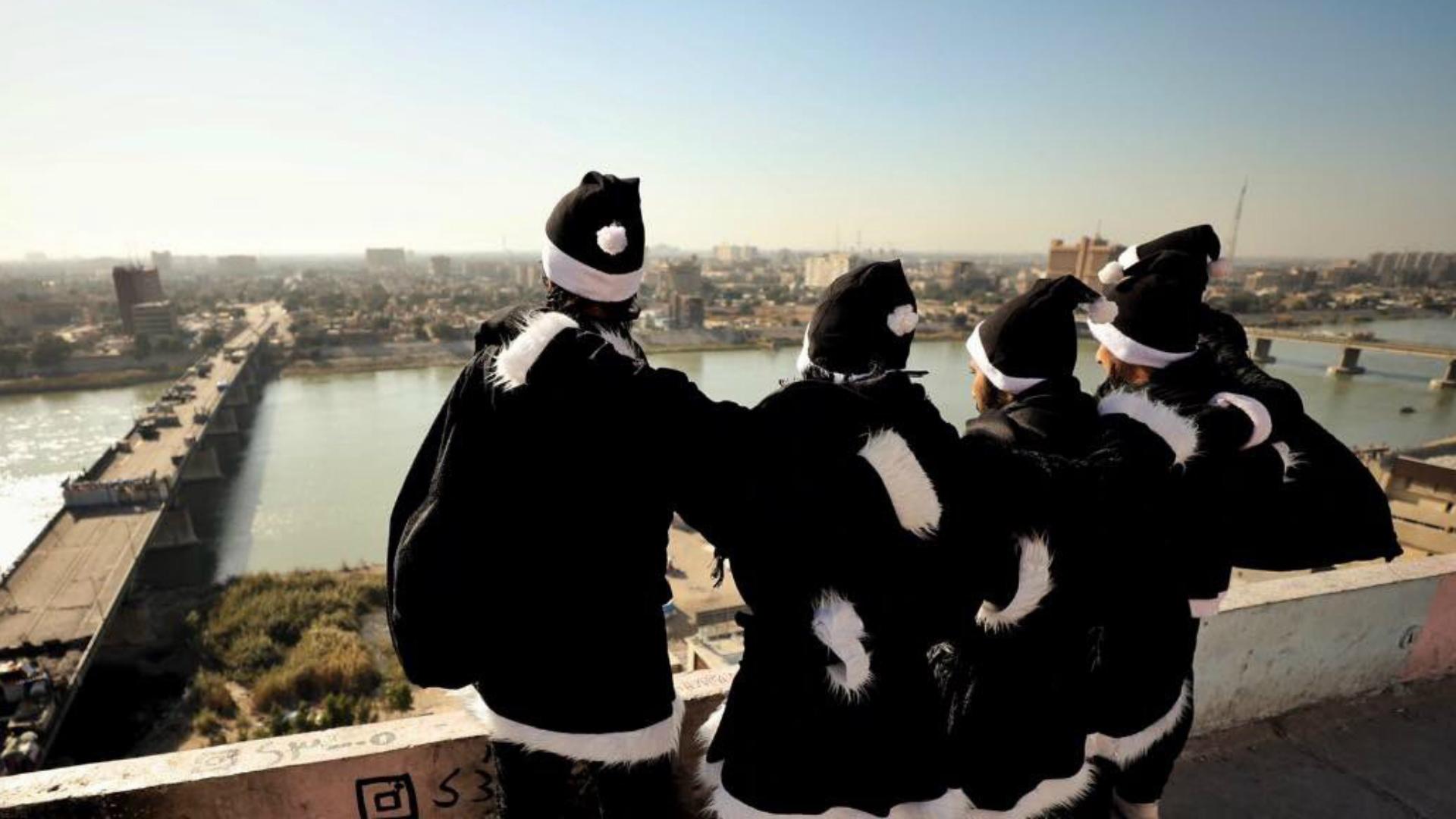 احتفالات رأس السنة تؤبن شهداء التظاهرات
