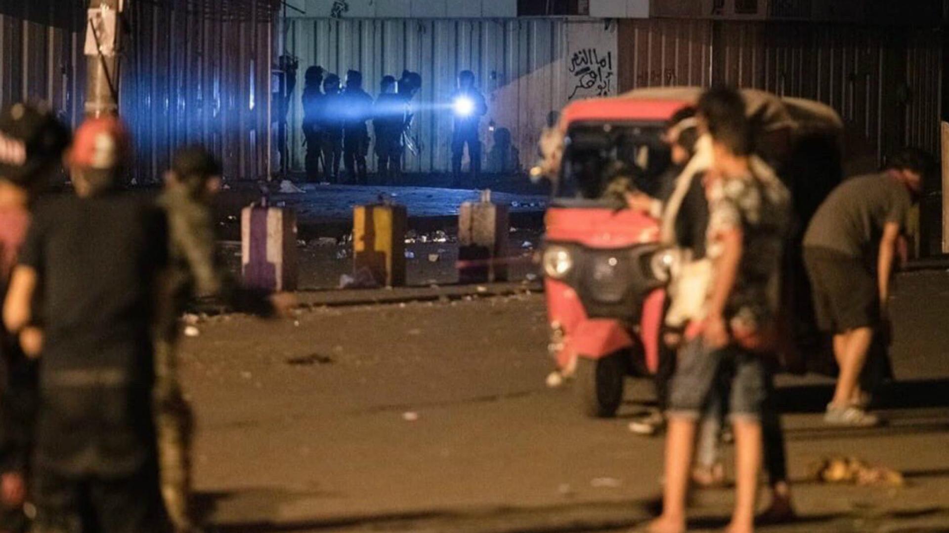 سقوط عشرات المحتجين بين قتيل وجريح في الخلاني