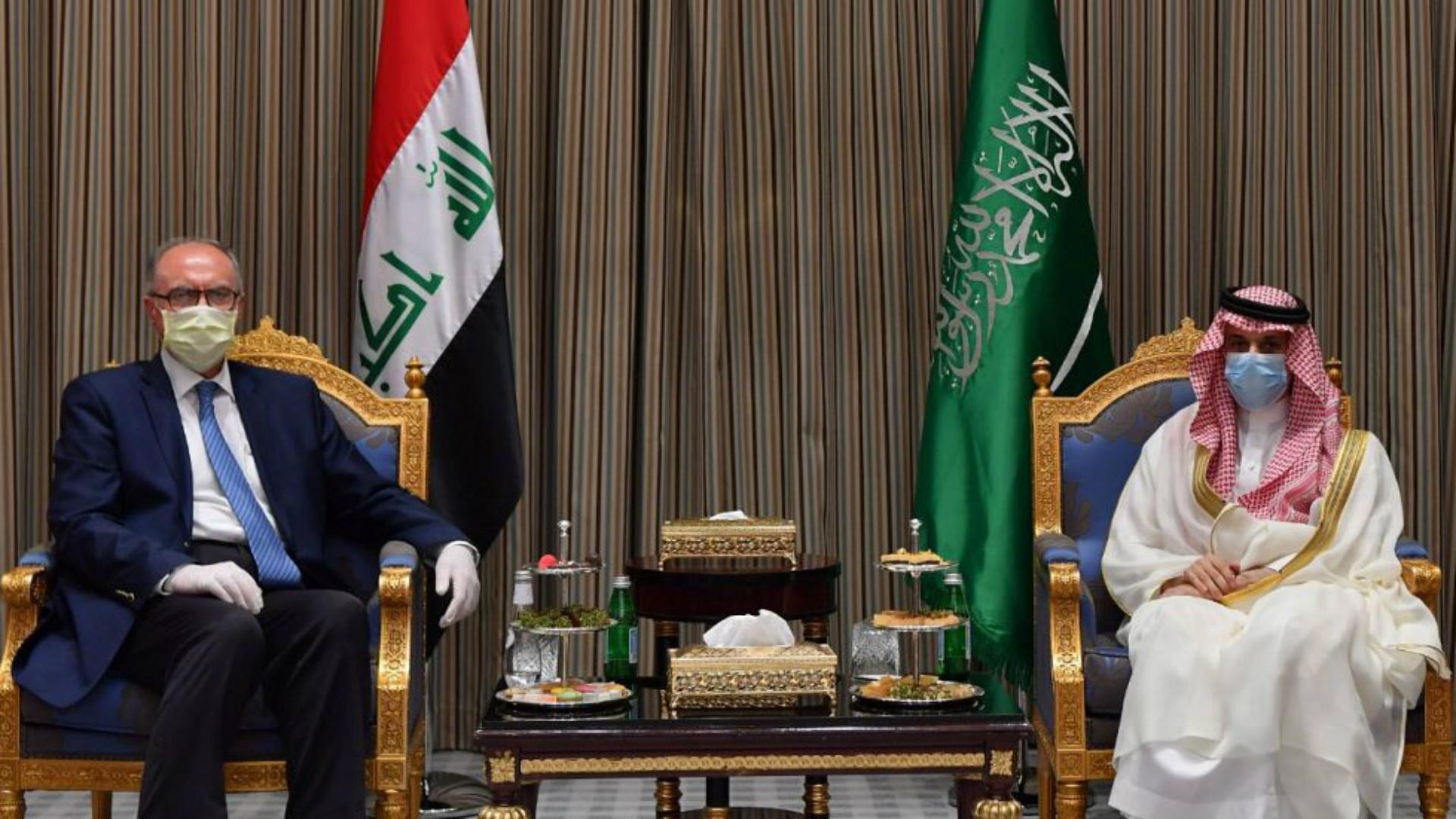 السعودية تقرر إعادة سفيرها إلى بغداد