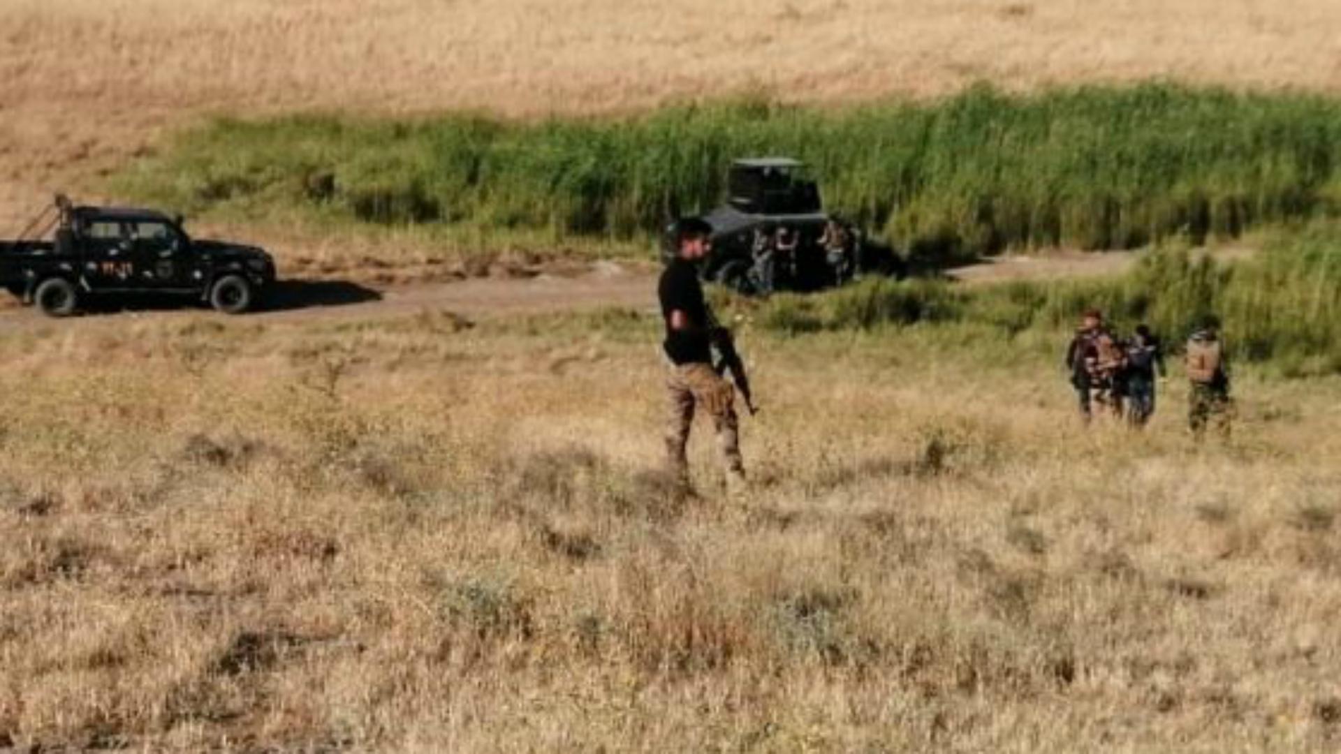 انطلاق عملية عسكرية لتعقب داعش في ديالى