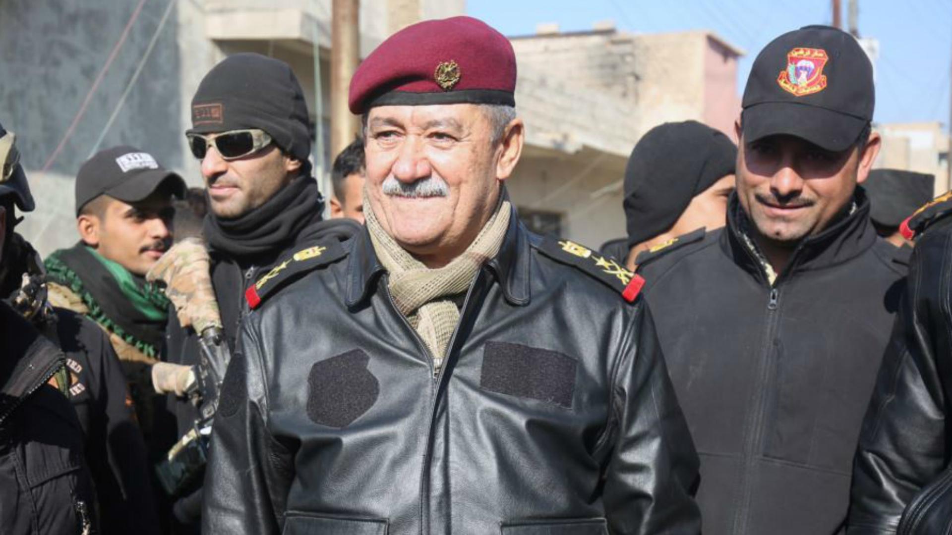 تعيين عبد الغني الأسدي رئيساً لجهاز الأمن الوطني