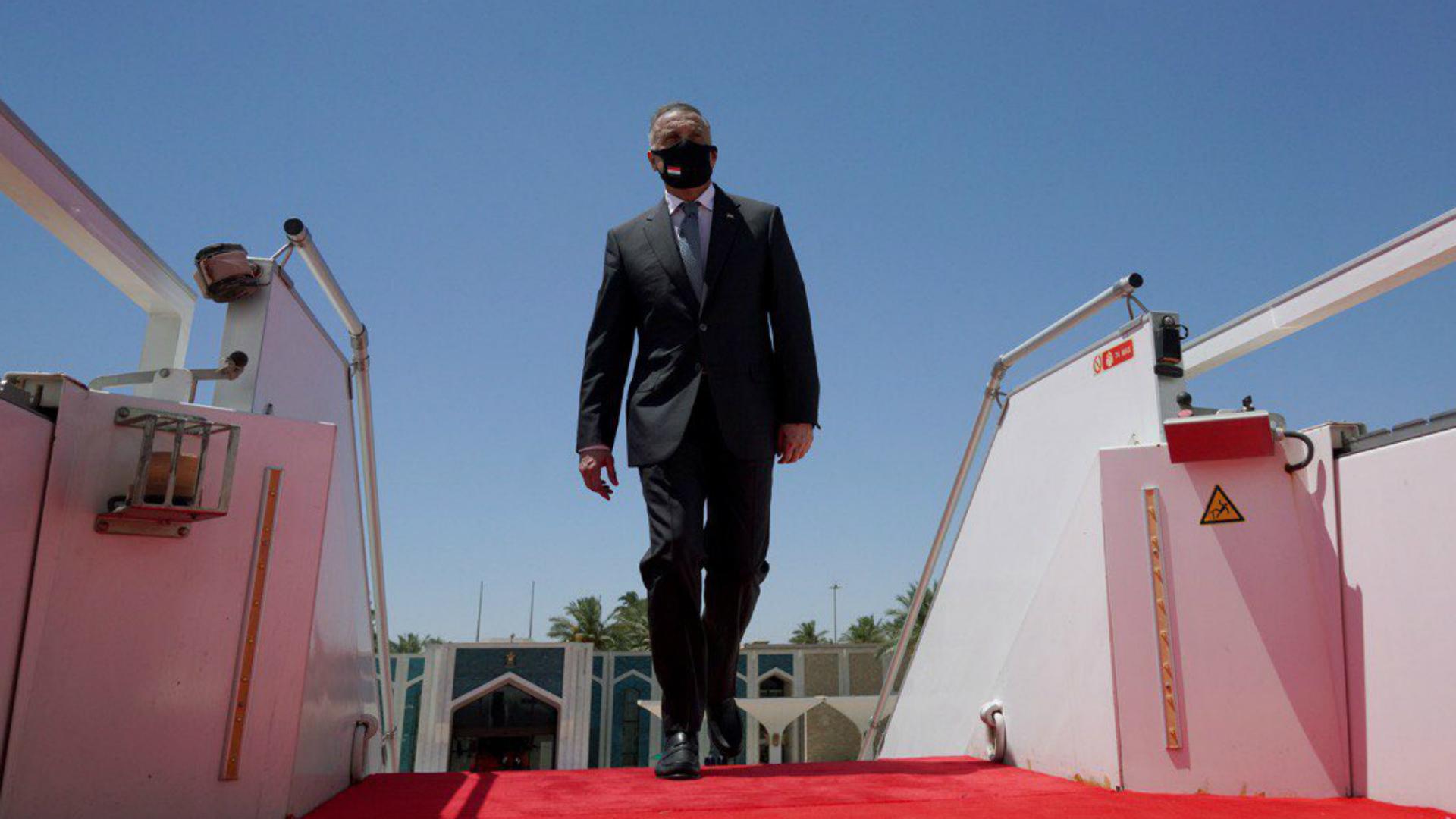 الكاظمي يتوجّه إلى واشنطن على رأس وفد حكومي
