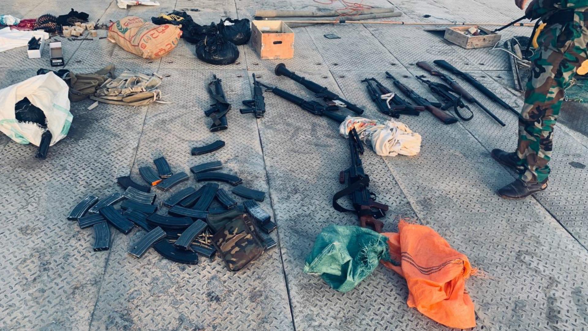 عمليات أمنية في البصرة لنزع السلاح غير المرخص