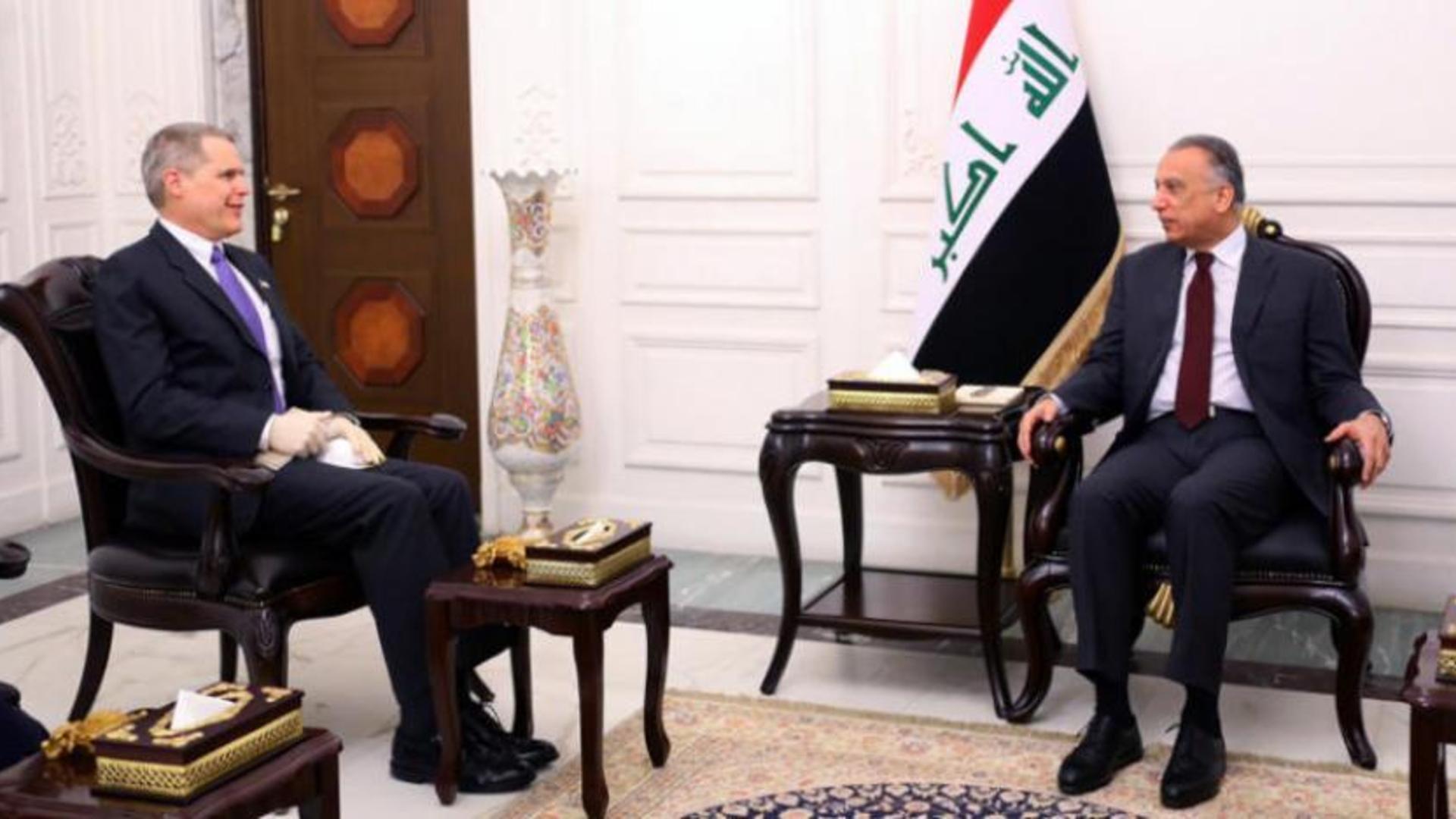 السفير الأمريكي: لا نريد قواعد دائمة في العراق