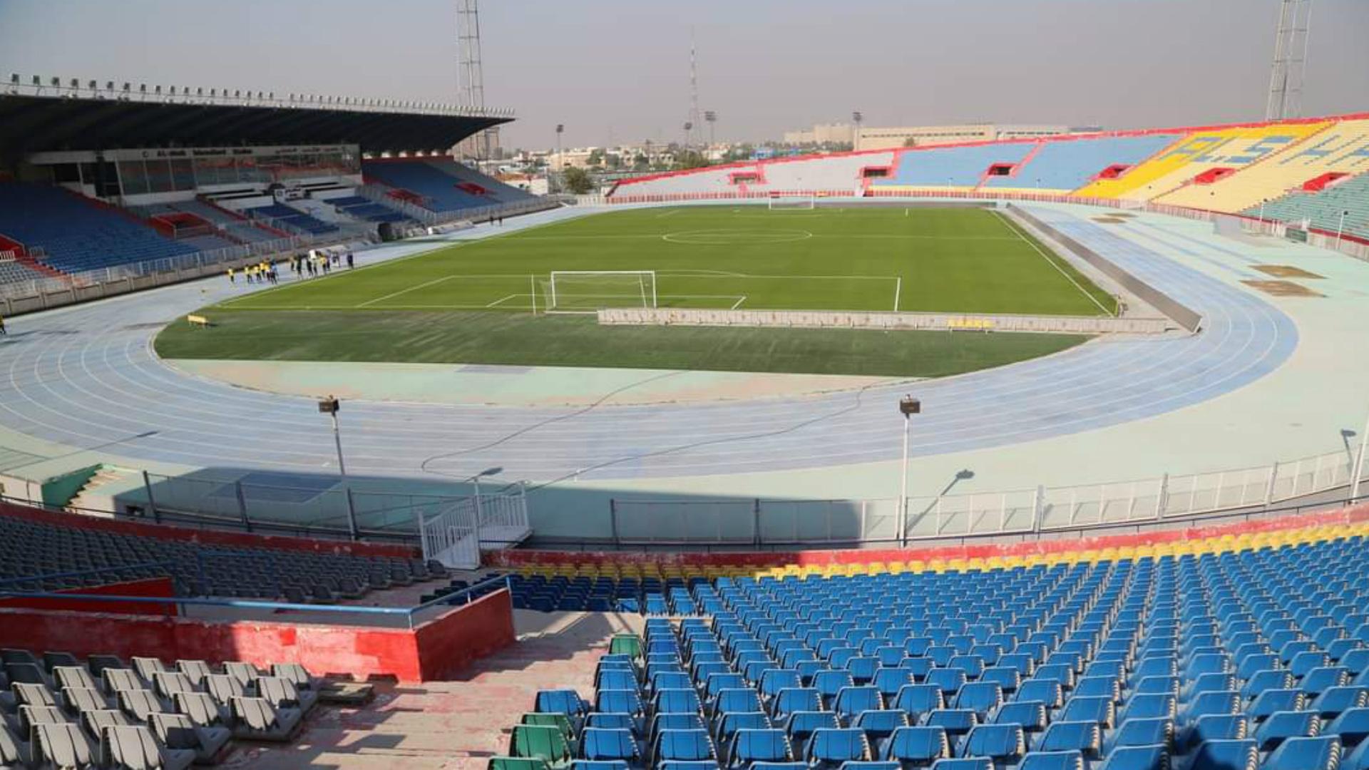تعليق جميع الأنشطة الرياضية في العراق لمواجهة فيروس كورونا