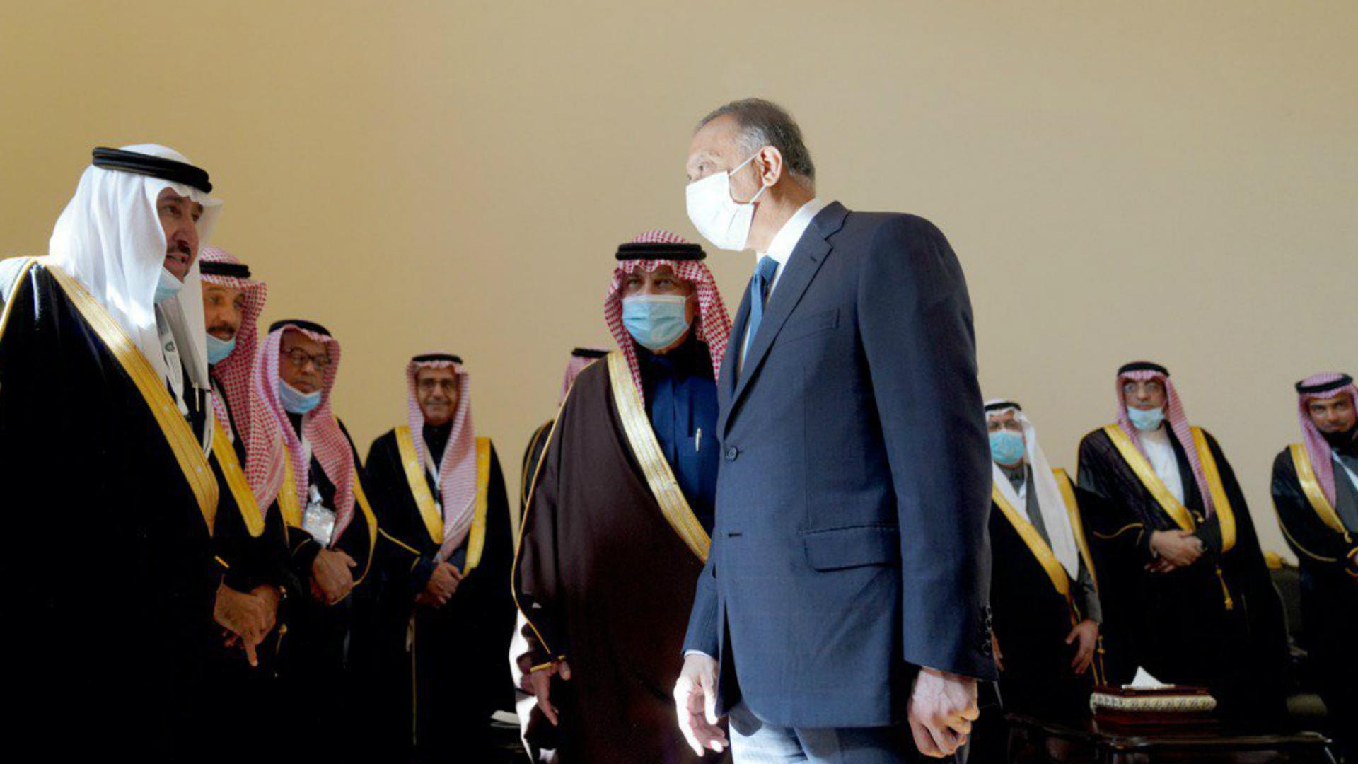 وفد تجاري سعودي يصل إلى بغداد
