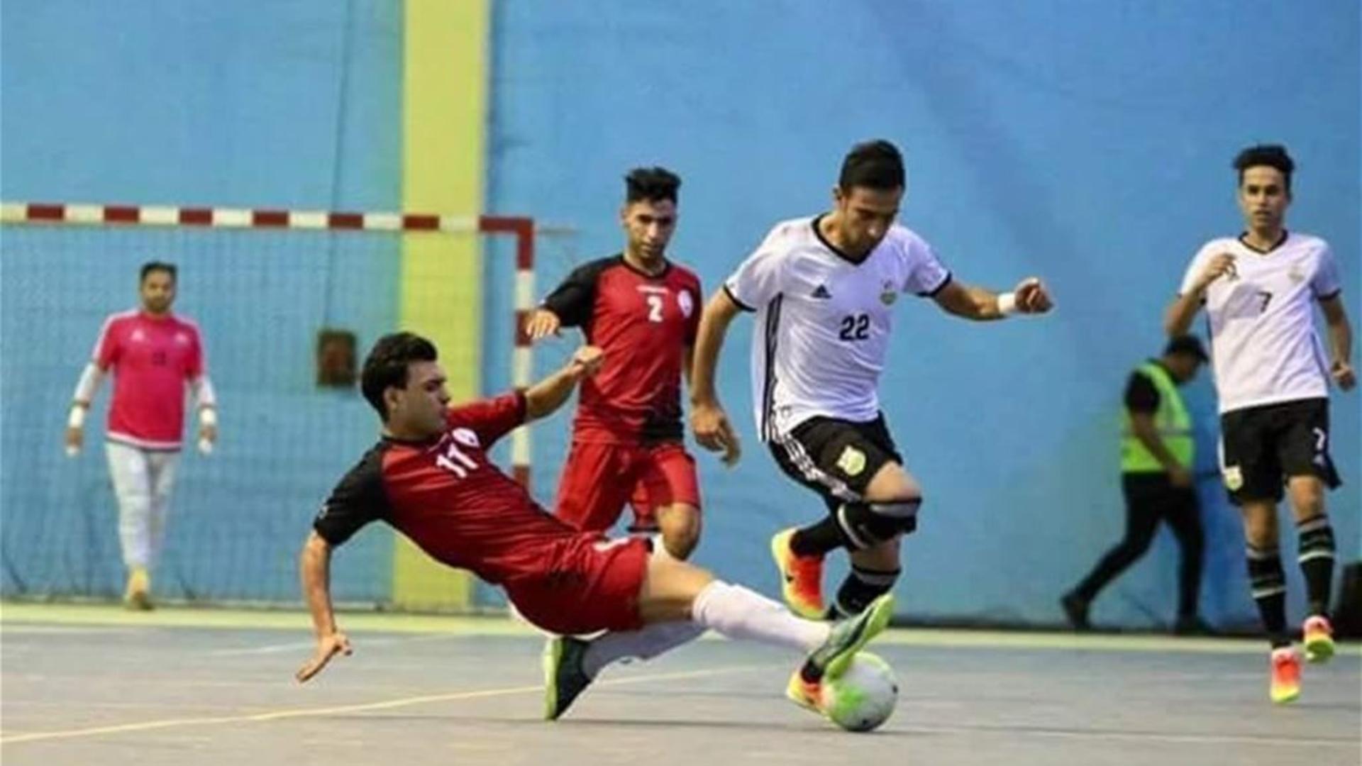 كربلاء تحتضن دوري كرة الصالات للشباب