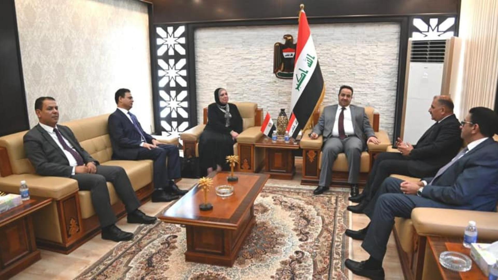العراق ومصر يبرمان اتفاقا لإقامة مدن صناعية واقتصادية مشتركة