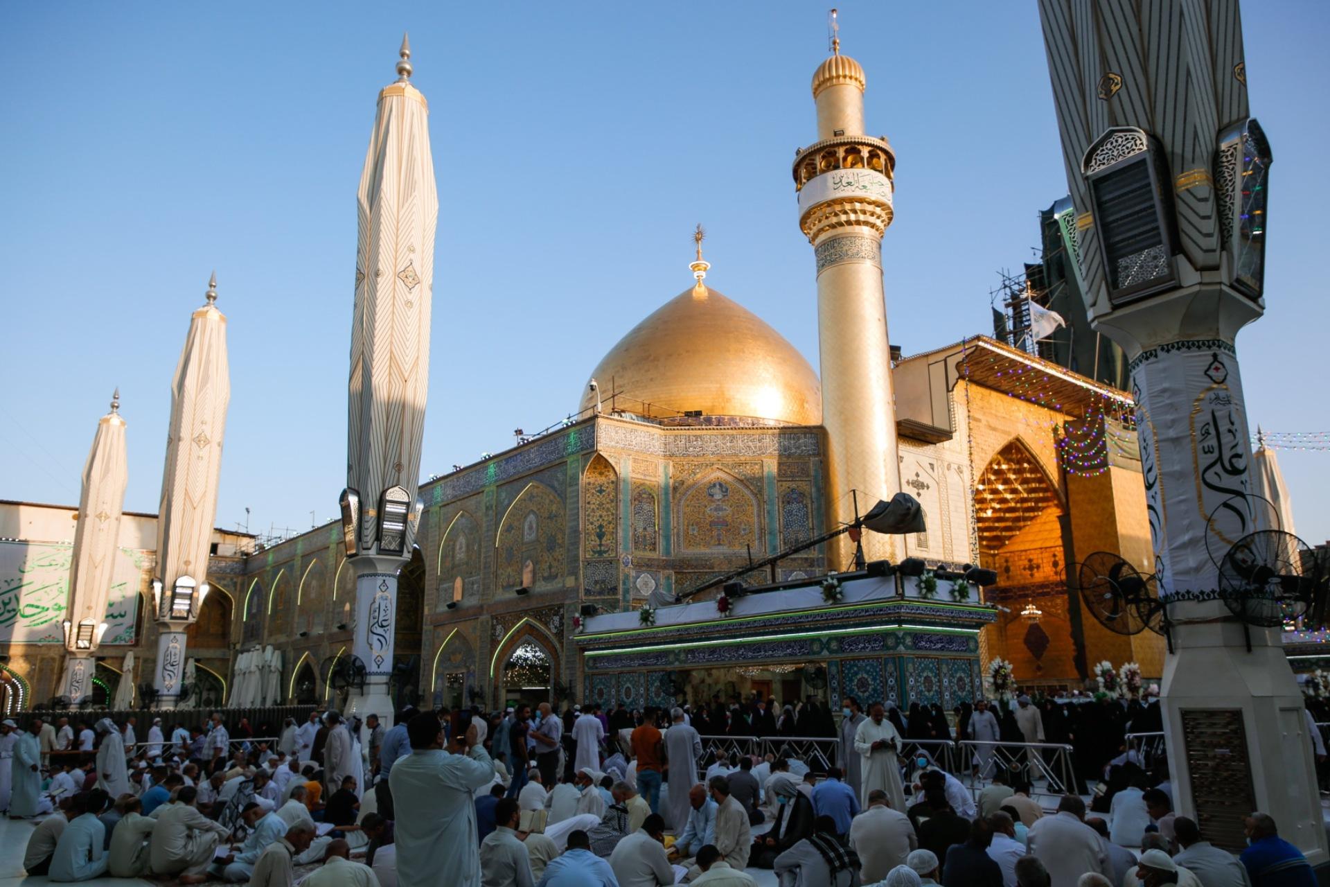 تأمين زيارة الغدير بمشاركة 23 ألف عنصر من القوات الأمنية