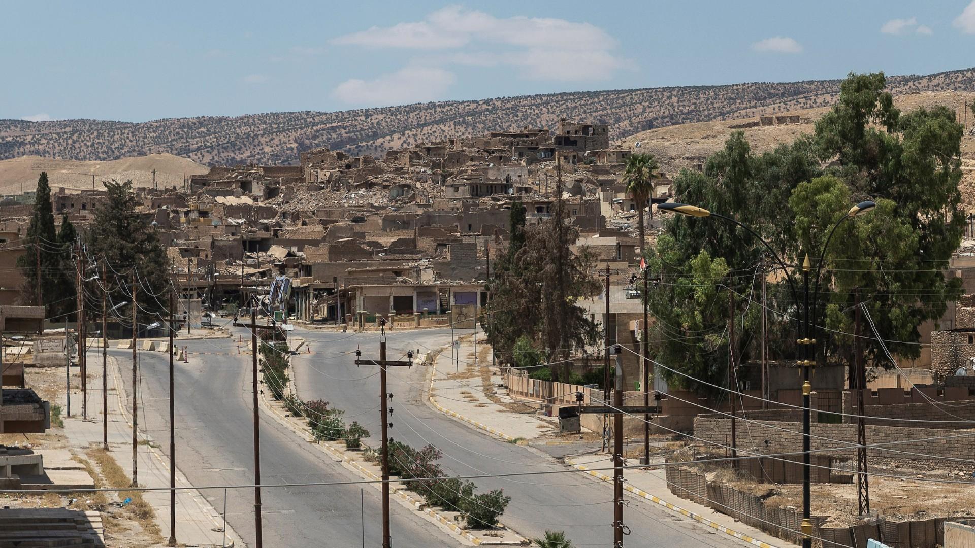 مسؤول يدعو إلى تحويل قضاء سنجار إلى محافظة