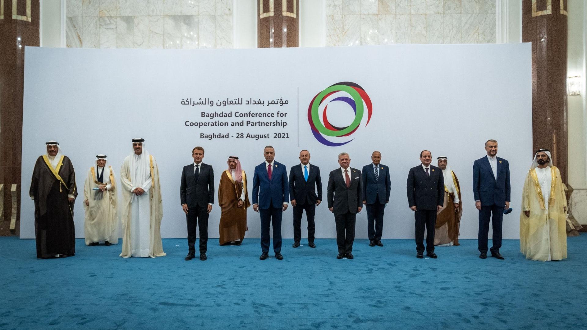 انعقاد مؤتمر بغداد للتعاون والشراكة
