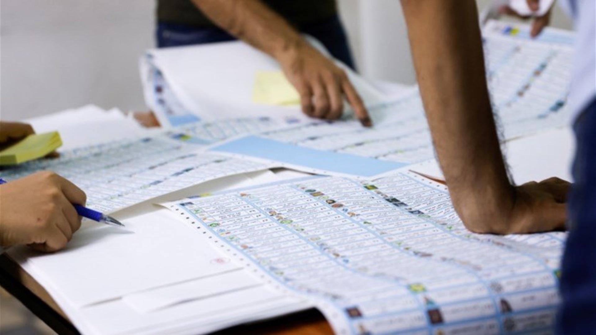 نسبة التصويت الأولية في الانتخابات تبلغ 41%